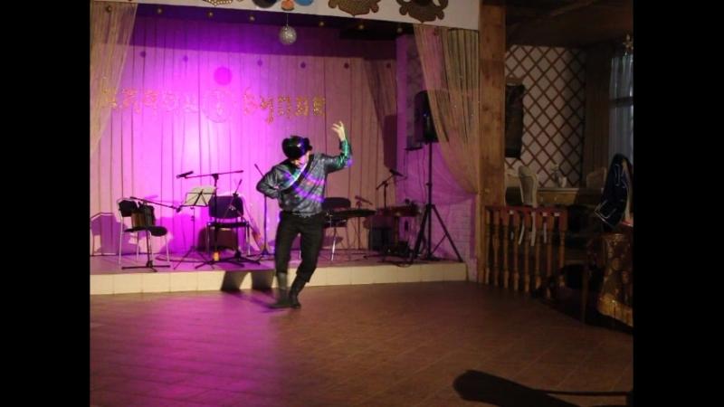 Мастер класс по калмыцкому танцу от Баатра Лиджи-Гаряева