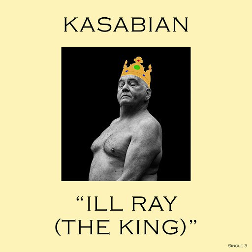 Kasabian альбом Ill Ray (The King)