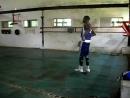 Разминка Emilio Correa 75kg