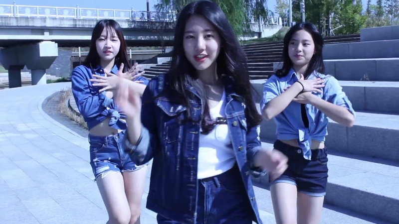 2014.10.13 Girls Generation — Holler Cover Dance (NY DANCE Ver.)