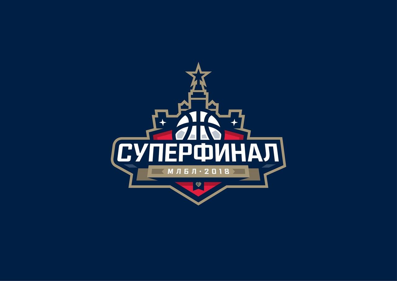 МЛБЛ презентовала логотип Суперфинала 2018 в Москве