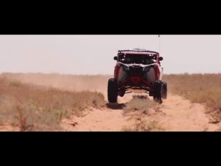 2017 Can-Am X Race. Победители. Ирек Миннахметов / Евгений Павлов