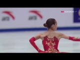 Alina ZAGITOVA Алина Загитова FS - 2017 Cup of China