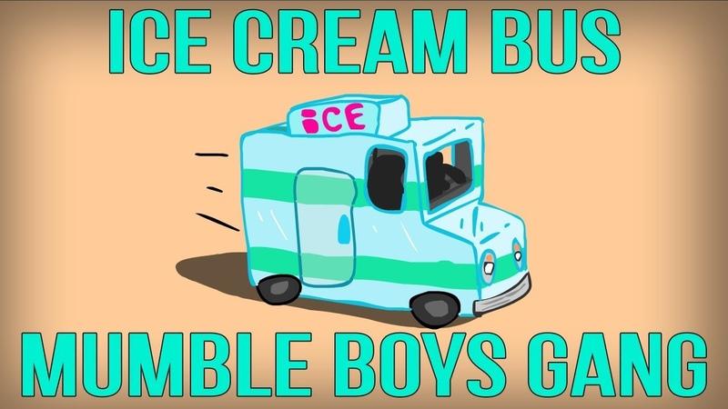 MUMBLE BOYS - ICE CREAM BUS | ANIMATION