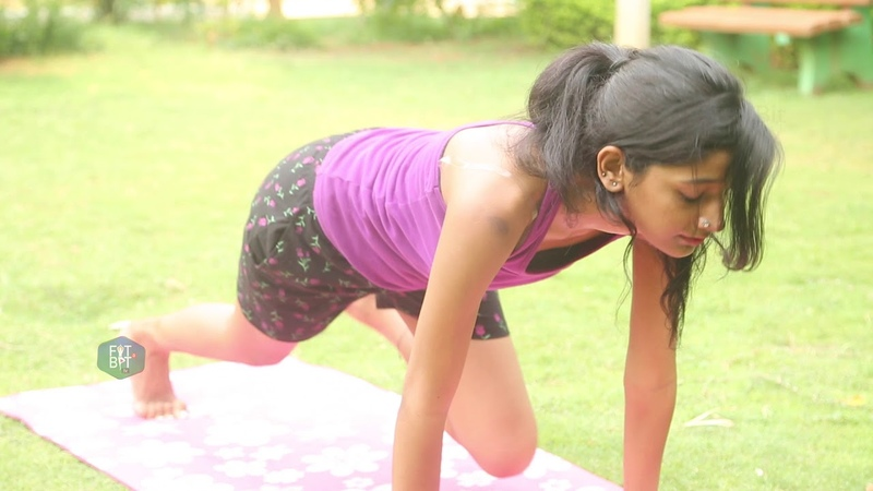 Tone Your Back With Yoga | Yoga for Hamstrings