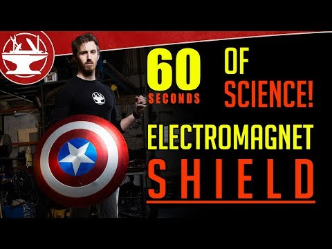 60s of Science How Does the Electromagnet Shield Work