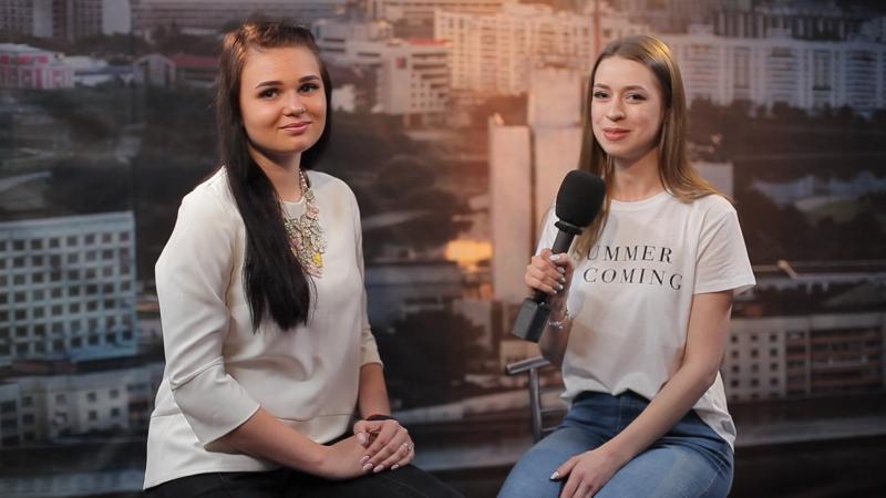Арина Трусова в гостях у Светланы Кузьмич.