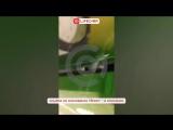 Заклеенный на скотч банкомат в Перми