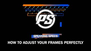 How to adjust your frames perfectly? X-Slot System + Pitch&Stride Control -Powerslide Speaking Specs