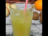 лимонад из киви и цитрусов??