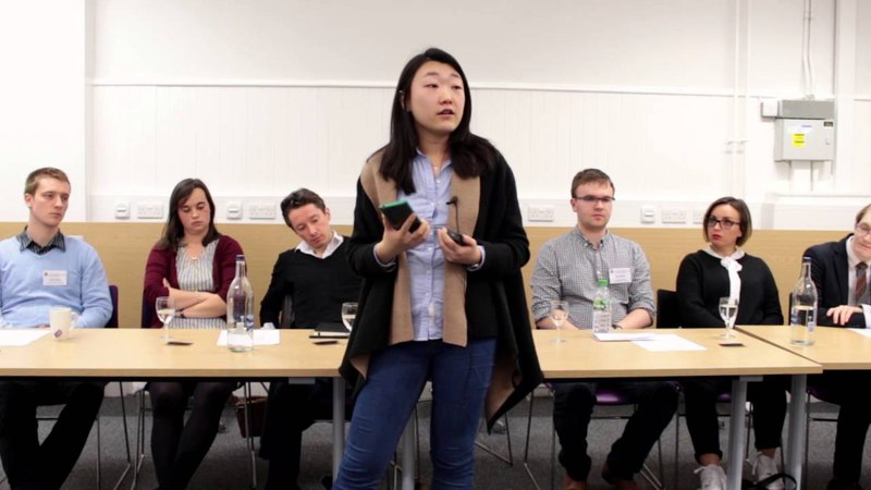 Life beyond Psychology at Edinburgh- Graduate Stories Jining Zhang