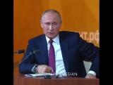 Владимир Путин про Кадырова: «То, что делает Кадыров - это очень благородное и верное дело».