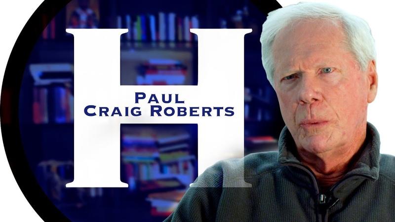 Neo-Con Authoritarianism (1/7) - Dr. Paul Craig Roberts, Herland Report TV (HTV)
