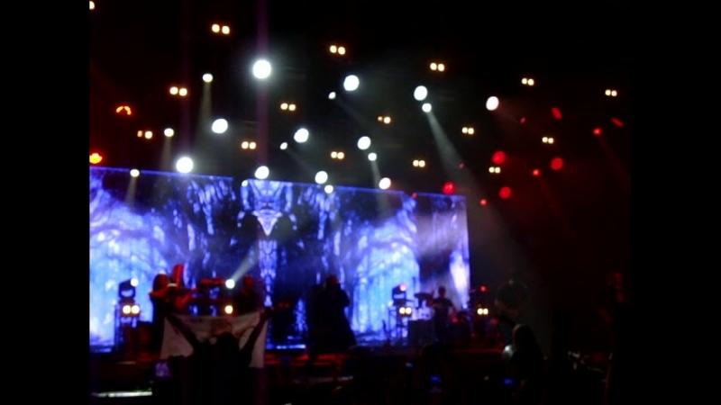 Концерт памяти Михаила Горшенева - Лесник (клуб А2) 2018-07-19