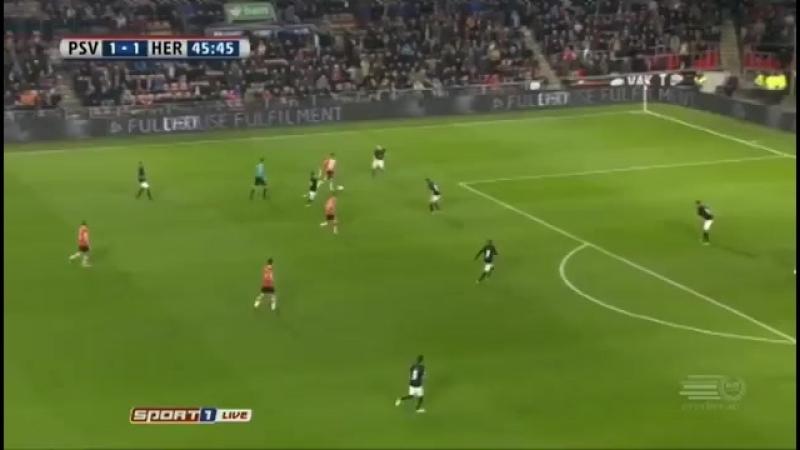 Чeмпuoнaт Нuдepлaндoв 2016-17 Eredivisie 9-й тyp ПCВ vs Эpaклeс 15.10.2016 full 360p