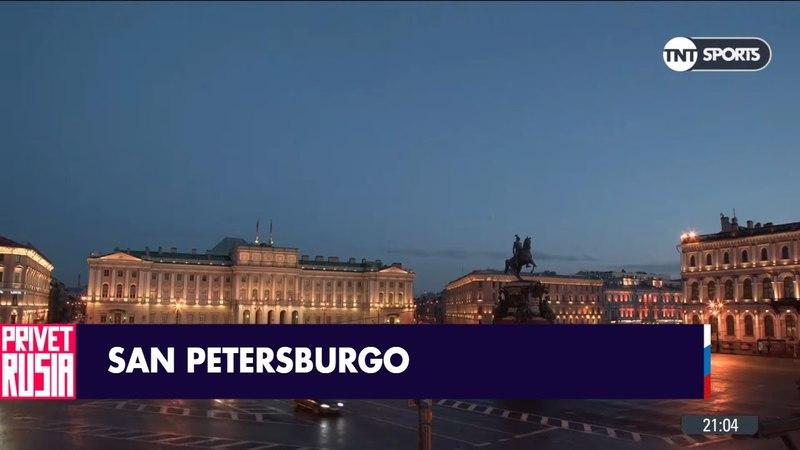 Privet Rusia: SAN PETERSBURGO Programa del 28 de abril del 2018