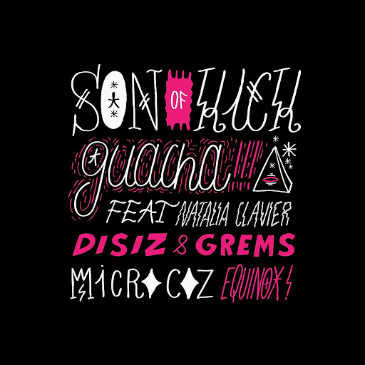 Son Of Kick альбом Guacha