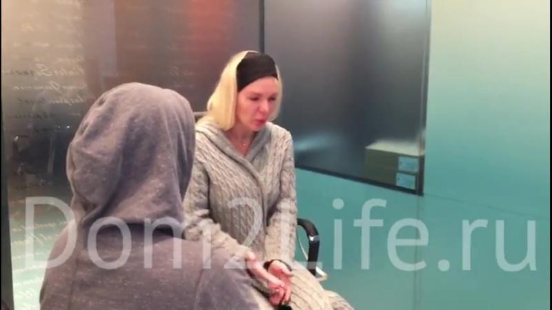 Сестра Полины Лобановой у звездного адвоката Владислава Пахомова