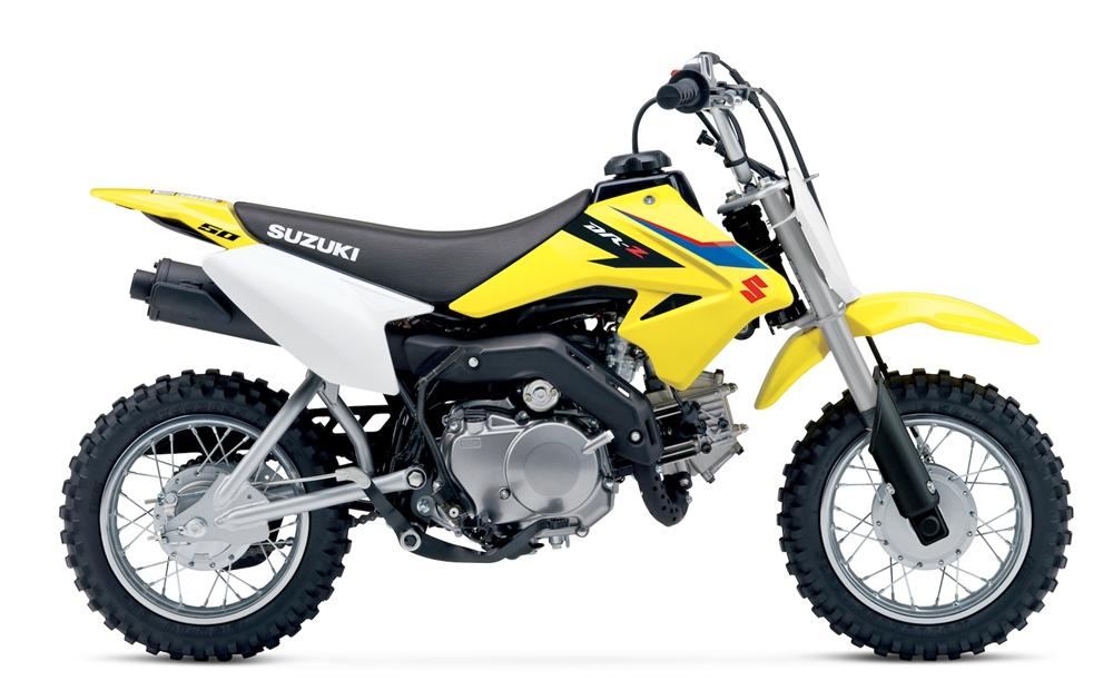 Кроссбайк Suzuki DR-Z50 2019