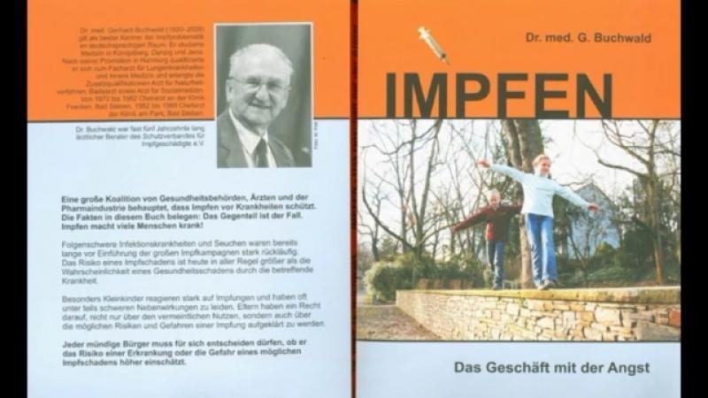 Pocken durch Pockenimpfung - Die Unbequeme Wahrheit von Dr. Gerhard Buchwald