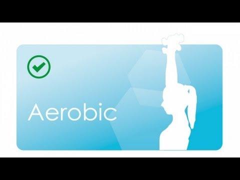 Ausdauer Kondition 04: Aerobic mit Linda 30 Minuten