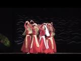 Армянский танец из спектакля