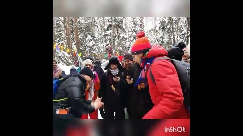 Бакшеевская Масленица 2018 Камышинка