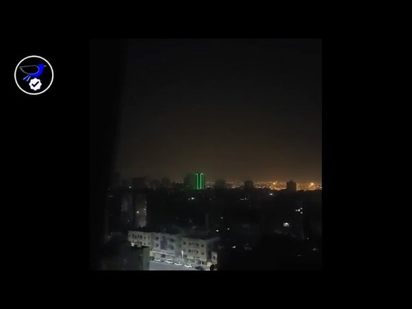 Scary Humming in the Sky over Ajman ,United Arab Emirates April 1,2018