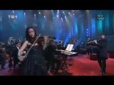 Ian Anderson Lucia Micarelli - Moz Art Medley Spirits of Mozart. part1