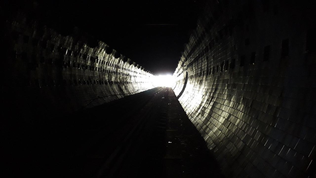 Комплекс тоннелей