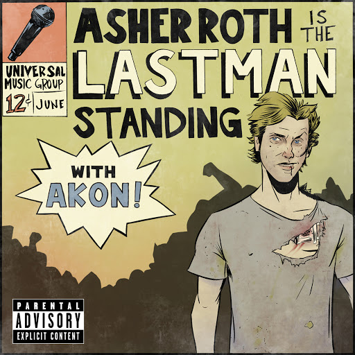 Asher Roth альбом Last Man Standing