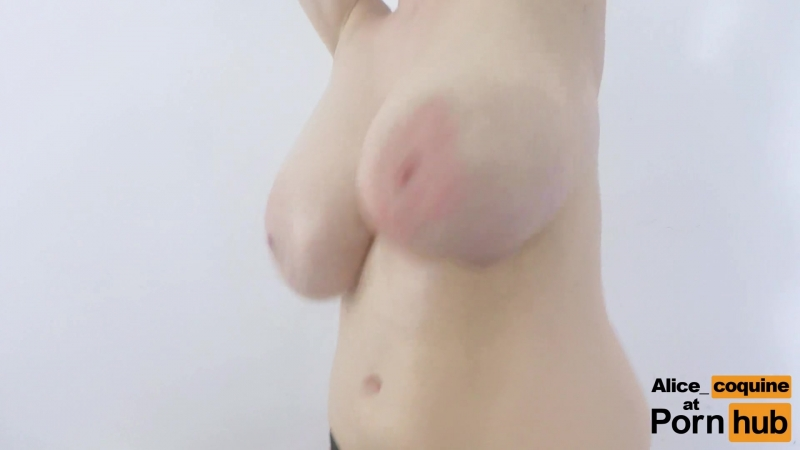 038 F Cup Boobs Bounce so Hard they Clap ¡_1080p