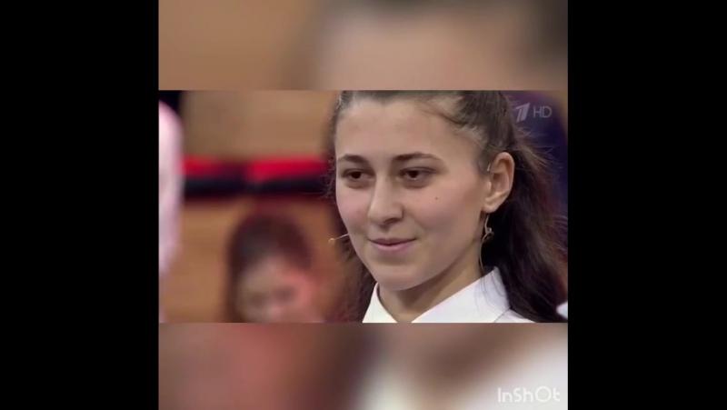 Мадина Ижаева