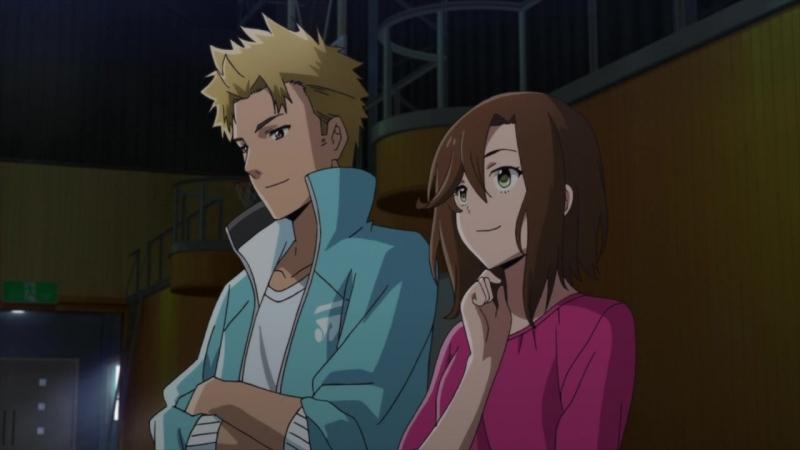 [AniMaunt.ru] Бадминтон Аяно Ханэсаки 3 серия русская озвучка   Hanebado! [3 из 13]