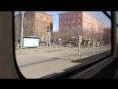 Поездка на трамвае Tatra KT3R по маршруту 22 (часть 20