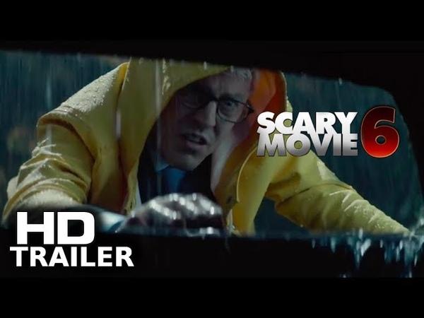 SCARY MOVIE 6 Teaser Trailer Concept - Anna Faris, Regina Hall