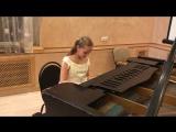 Концерт памяти М.И. Глинки. Мазурка до мажор