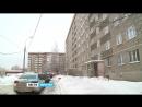 На ул. Удмуртская, 261 продолжается восстановление дома
