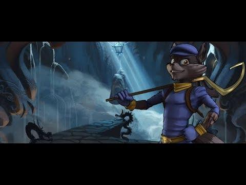 Sly Cooper известный енот ловкач вернется в следующем году вместе с новым анимационным сериалом
