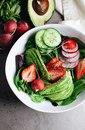 6 белковых салатиков правильного ужина
