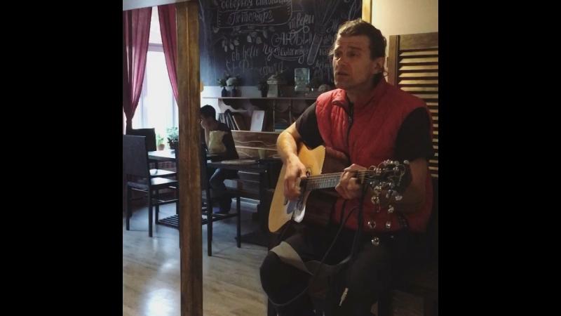 Sweet Village Hostel's acoustic guy