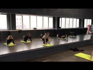 TEAM UP/BODY MAKE/ЗАРИНА
