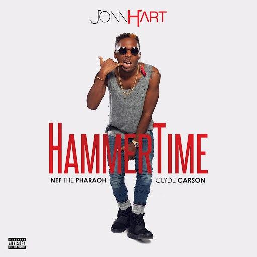 Jonn Hart альбом Hammertime