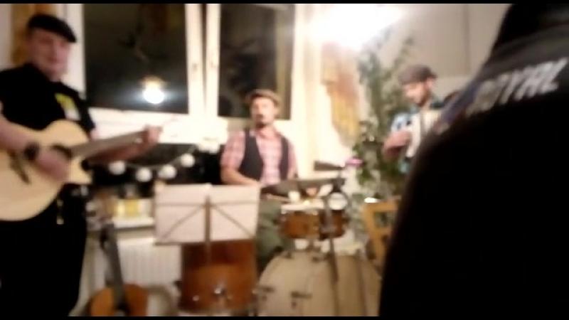 Unvergesslich- Marlishausen Heimatabend schlesische Jugend 11.05.18 gespielt wurden alte deutsche Heimatlieder, diese Jungs ware