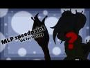 MLP speedpaint | OC for lottery.