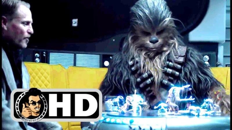 «Хан Соло: Звездные войны. Истории» (Solo: A Star Wars Story) - Chewbacca's Holochess