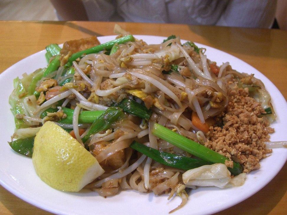тайская готовая еда с доставкой