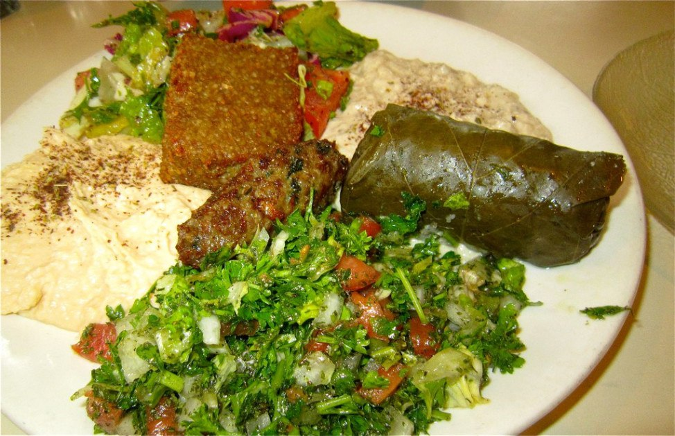 средизимноморская готовая еда с доставкой