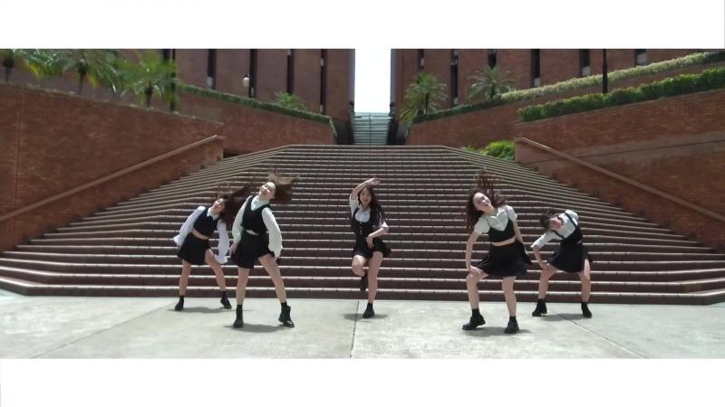 Weki Meki 위키미키 - La La La Dance cover by Saga Dance Crew