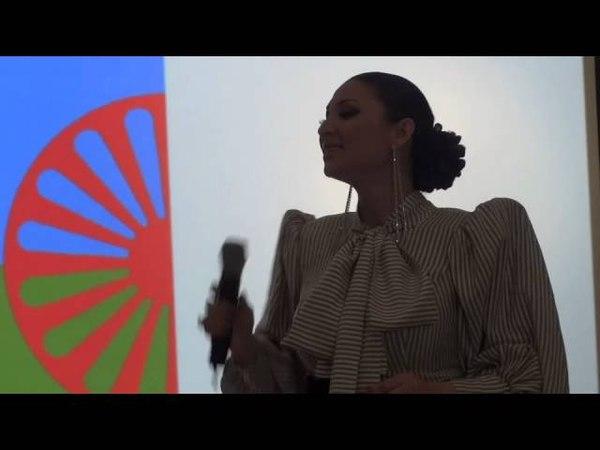 Sofi Marinova @ European Parliament Brussels 2012 - Djelem djelem (Roma anthem)